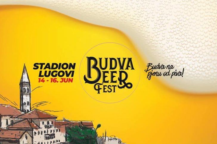 """Uvodna slika za """"Budva beer fest"""" nova muzička i turistička atrakcija u regionu"""