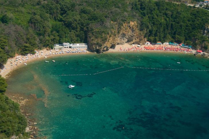 Uvodna slika za: Plaža Mogren