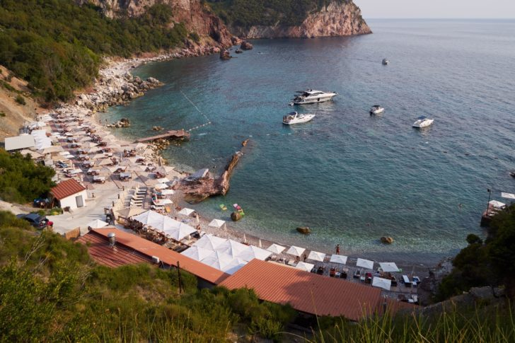 budva beach bar adriatic sea budva marina montenegro budva restaurants